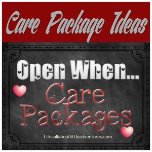 pinterest care package